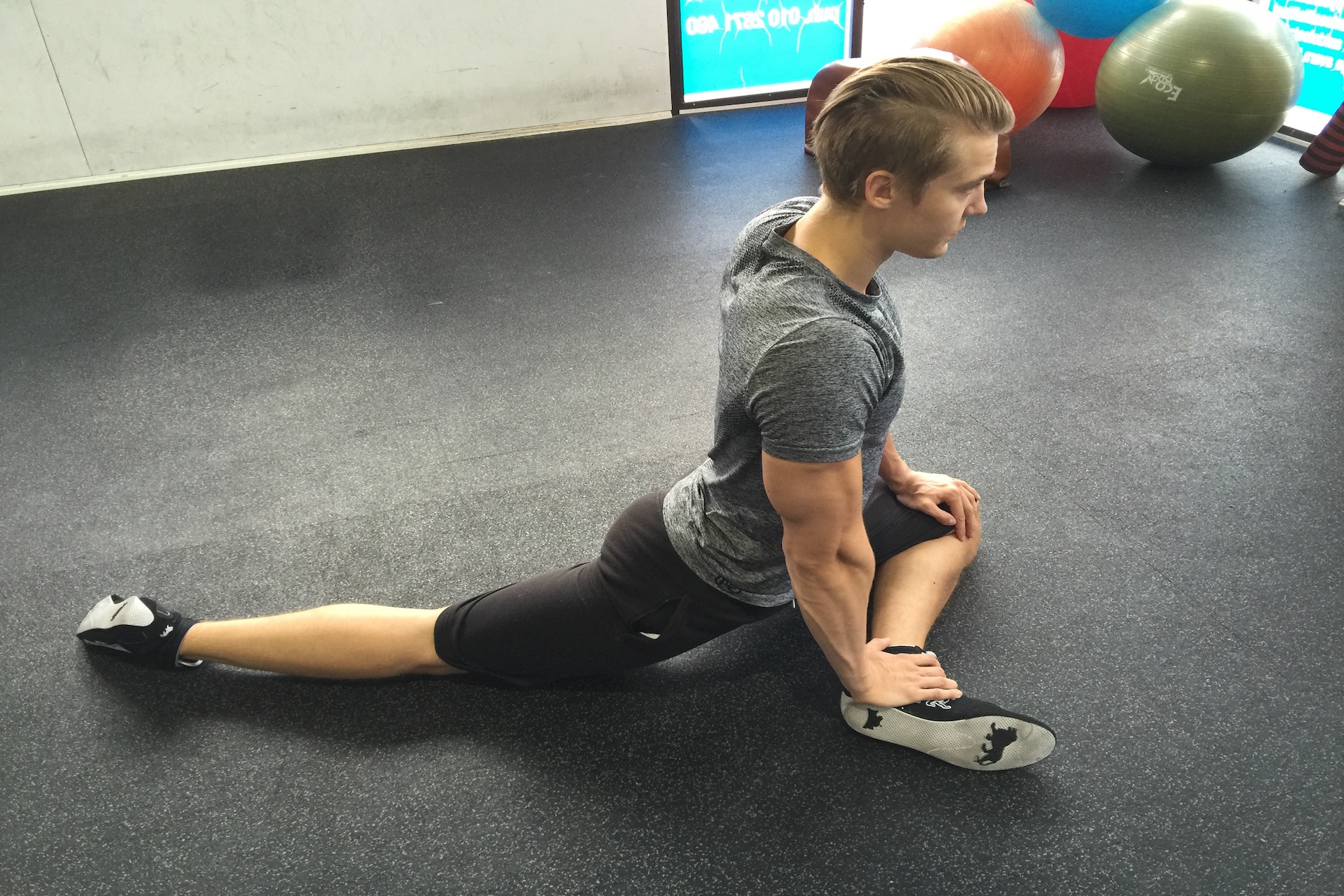 Gluteus maximus Stretch 3